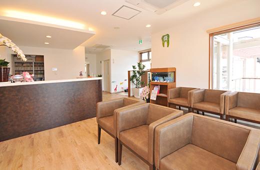 1:説明と同意を優先した歯科医療をご提供します