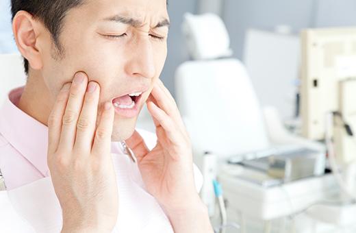 口腔内トラブルと全身疾患について